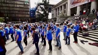 Kuba Oms & RYLA South: Official Flash Mob Video