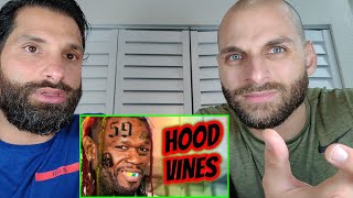Hood Vines try not to laugh 2020 [REACTION]