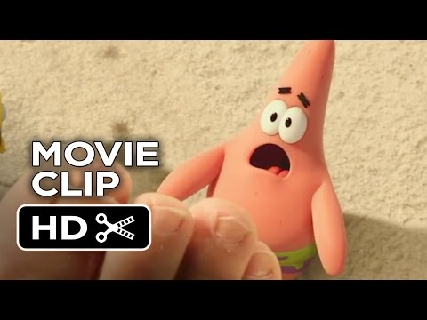 The SpongeBob Movie: Sponge Out of Water Clip 'Beached Porpoise'
