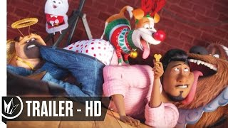 "The Secret Life Of Pets Official Trailer #2 ""Christmas Photo"" -- Regal Cinemas [HD]"