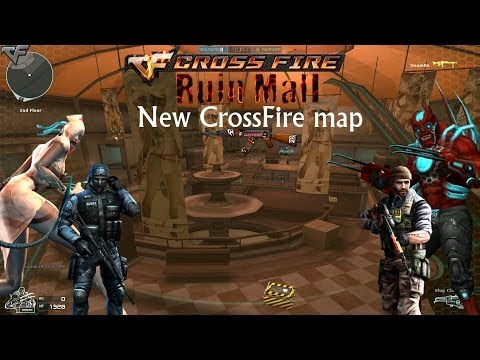 CossFire - Ruin Mall Gameplay 2013