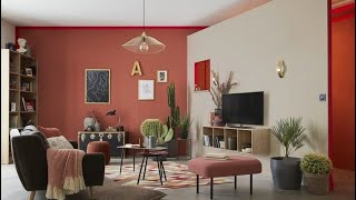 Color Combination Home Interior Ideas