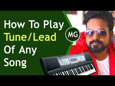 Download How To Play Notes Leads Of Any Song On Keyboard