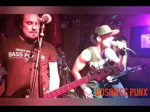 """BUSINE$$ PUNX"" Punk from Southtyrol"