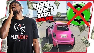 1000% CHANCE THIS VIDEO GETS DEMONITIZED! - GTA Online Race Gameplay