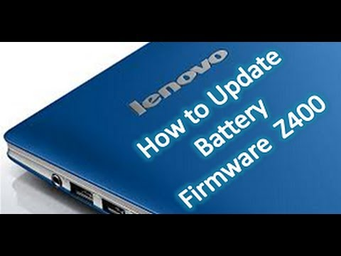 Lenovo Ideapad Z400 or Z500 battery  not charging..How to fix