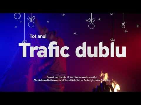 Abonamentele Internet Nelimitat. DUBLU TRAFIC TOT ANUL cu Unite. 2017-2018