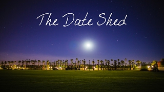 Wander List ~ The Date Shed