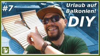 Urlaub auf Balkonien! Meine BESTEN Outdoor Projekte - UPDATE 7