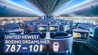United B787-10 Polaris Business and Premium Plus Review