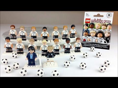 Lego Minifiguren Serie Dfb Die Mannschaft 71014 Günstig Kaufen