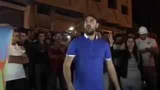 Live Nasser Zafzafi Zi Imzouren Alhoceima 17/05/2017 // ناصر الزفزافي يخاطب ساكنة الريف من امزورن