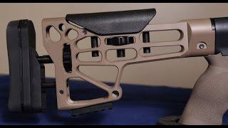 MDT Skeleton Buttstock V3 Review
