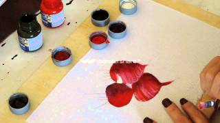 Pintura em Legumes (Módulo 2): Rabanete