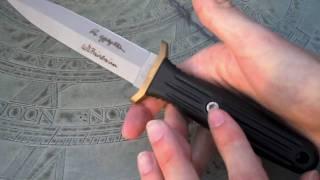 Boker Applegate-Fairbairn Black (120543B) - відео 1