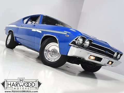 Video of '69 Chevelle - M7C0