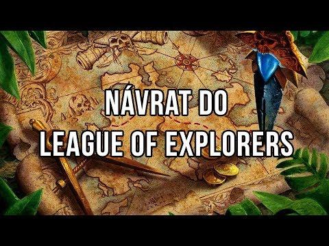 Návrat do League of Explorers