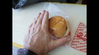 Restaurant Review #6 - Angel's Burgers