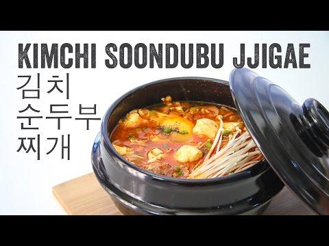 Kimchi Soondubu Jjigae (Kimchi Soft Tofu Stew: 김치순두부찌개) Recipe: Season 4 Ep. 4 – Chef Julie Yoon