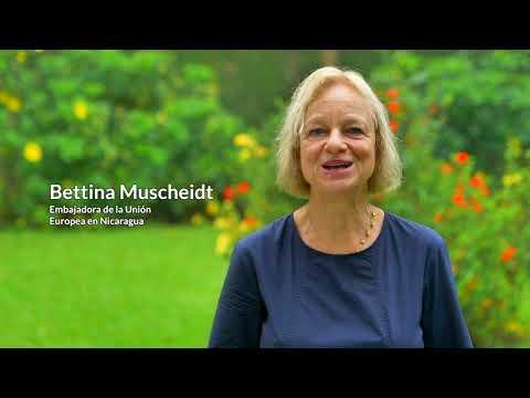 Mensaje de Bettina Muscheidt - Embajadora de la Unión Europea en Nicaragua