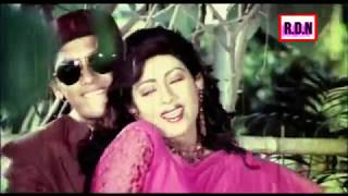 Bazare Jachai Kore Dekhini To Dam Bangla Movie   Song Salman Shah  Shabnur 1080