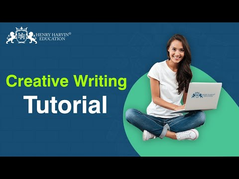 Creative Writing Course Tutorial For Beginners  Best Creative Writing Course  Henry Harvin Education