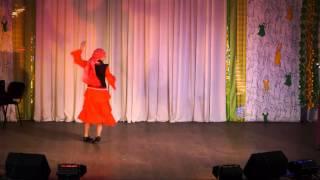 Магасумова Альбина «Татарский танец»