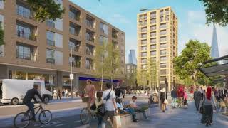 Tfl and Newham Council at Healthy Cities