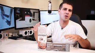 PowerCube & PowerBar Elegant Solution Cable Management