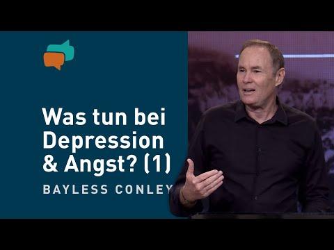 Gottes Antworten auf Fragen zu Depression, Krankheit und Angst 1/2 – Bayless Conley