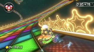 N64 Rainbow Road - 1:16.682 - xı Harm (Mario Kart 8 World Record)