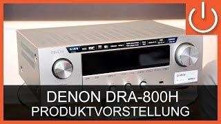 Denon DRA 800H Produktvorstellung - THOMAS ELECTRONIC ONLINE SHOP
