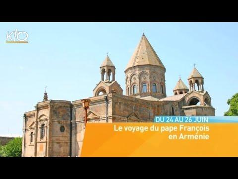 Le Pape François en Arménie : Bande-annonce
