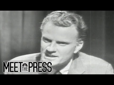 Remembering Reverend Billy Graham On Meet The Press | Meet The Press | NBC News