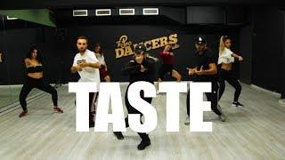 TYGA - TASTE (remix) | Dancehall Class | Zineta Kamini @prodancersstudio
