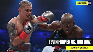 FULL FIGHT   Tevin Farmer vs. Joseph Diaz Jr. (DAZN REWIND)