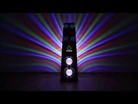 Аудиосистема Sony MHC-V90DW видео 1