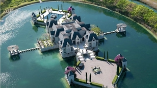 10 Insane Celebrity Homes