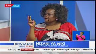 Njia mbalimbali za kutatua mizozo na Bi. Kadzo Nthumbi: Mizani ya Wiki