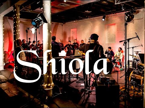 SHIOLA Recorded and filmed live on October 29, 2016, at Shapeshifter Lab in Brooklyn, New York. produced by Giorgi Mikadze
