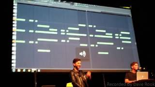 Martin Garrix Masterclass [Full]   ADE Sound Lab XL 18.10.17 @ DeLaMar Theater