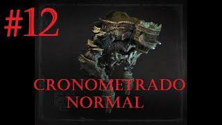 Coloso #12 - Ataque Cronometrado (Normal) - Shadow of the Colossus PS4 HD