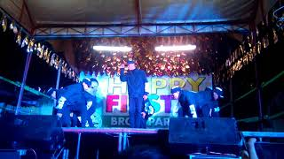 street walkers dance icon semi finals on brgy.parang