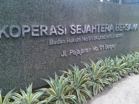 Kantor Pusat Koperasi Sejahtera Bersama ( KSP-SB )