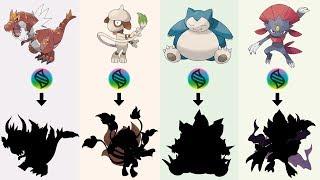 Smeargle  - (Pokémon) - Fan Requests #32: Mega Snorlax, Mega Smeargle, Mega Tyrantrum, Mega Weavile
