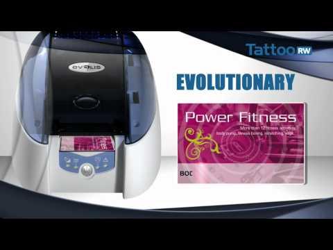 EVOLIS TATTOO REWRITER DRIVER FOR MAC
