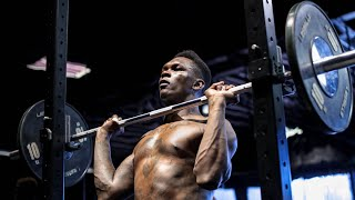 UFC Champion Israel Adesanya Preparing for Yoel Romero | UFC 248