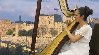 Al habama #13 - Rivka Arki-Amar harpiste
