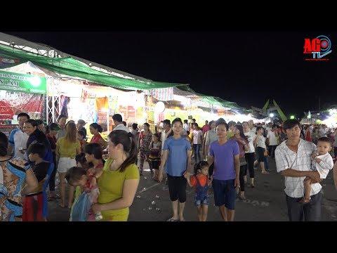 18 giờ ngày 1-6: Khai mạc Hội chợ thương mại Quốc tế Tịnh Biên – An Giang năm 2018