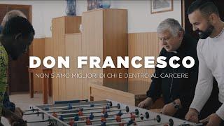 Don Francesco, un párroco que acoge a los excarcelados